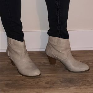 Style & Co. heeled boots